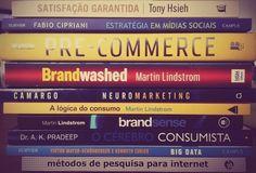Digital Marketing Fashion • Dez livros que eu recomendo p/ profissionais de marketing