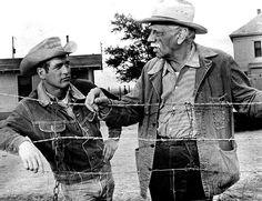 """Melvyn Douglas: Oscar al mejor actor de reparto 1963 por """"Hud"""""""