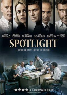 Spotlight on DVD $3.99