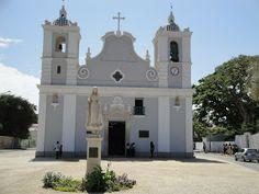 A Igreja de Nossa Senhora do Populo, Benguela Angola.