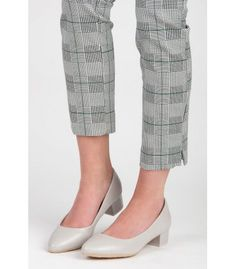 Lodičky 1419-5G Heeled Mules, Heels, Fashion, Heel, Moda, Fashion Styles, High Heel, Fashion Illustrations, Stiletto Heels