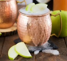 It doesn't get tastier than these crisp apple cocktail recipes.