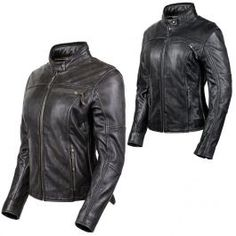 Cortech Boulevard Collective The Lolo Womens Leather Motorcycle Jackets Motorcycle Outfit, Motorcycle Jacket, Leather Jacket, Jackets, Clothes, Collection, Women, Style, Fashion