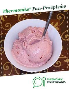 lody truskawkowe z mascarpone jest to przepis stworzony przez użytkownika Lamka. Ten przepis na Thermomix<sup>®</sup> znajdziesz w kategorii Desery na www.przepisownia.pl, społeczności Thermomix<sup>®</sup>. Summer Ice Cream, Polish Recipes, Popsicles, Sorbet, Mousse, Sweet Treats, Food And Drink, Sweets, Cooking