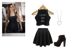 """Clothes over bros is the name of Brooke's clothing company (from one tree hill)"" by lizzie1738 ❤ liked on Polyvore featuring mode en Charlotte Russe"