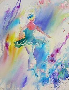 BRUSHO BALLET DANCER BY POLLY BIRCHALL -