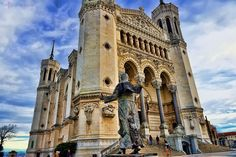 Lyon – The Beautiful Basilica Church – Travel Information and Tips for France
