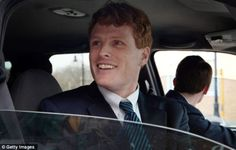 Joe Kennedy III - running for Congress in 2012. Truth be told, I don't want to meet him so much as I want to work for him.