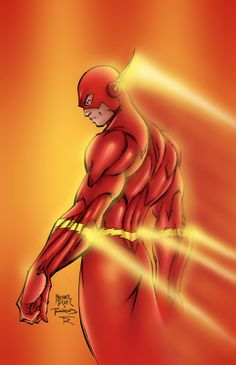 Flash by Michael Turner
