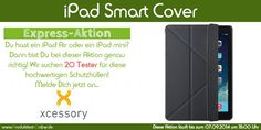 Express-Aktion: iPad Smart-Cover - Produkttest-Online