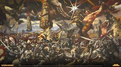 Il nome Total War Warhammer compare nel libro The Art of Total War