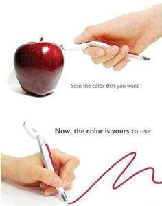 Pen of the future