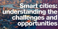 El estudio sobre retos y oportunidades de las smart cities en todo el mundo indica que Singapur, Londres y Barcelona son las tres smart cities mejor valoradas entre los encuestados.