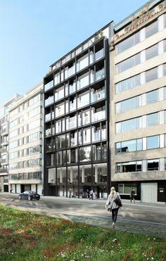 apartments DN | gent - Projects - CAAN Architecten / Gent