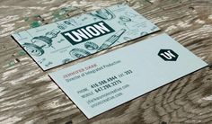 188 best best business cards stationery design images on pinterest graphic design inspiration 46 international design projects good designunique business cardscalling reheart Image collections
