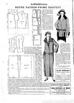 Les Dimanches de la femme : 1923/11/11