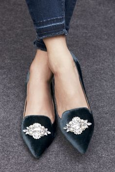 20+ amazing velvet shoes outfits you must try