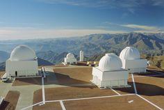 Cerro Tololo Observatory, Coquimbo Region, Chile.