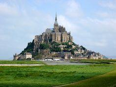 Mont St Michel, France- September 8, 2013!!! Can't wait!!!