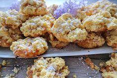"""Kekse """"Aschenputtel"""" servieren"""
