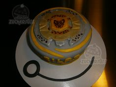 Beyblade Lynx cake