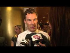Benedict Cumberbatch stars in The Imitation Game at TIFF 2014 - YouTube