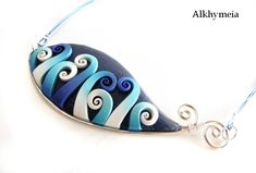 Blue, the Necklace by *Alkhymeia