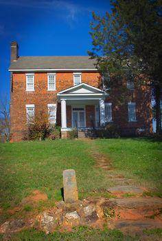 Cross Keys House, SC.