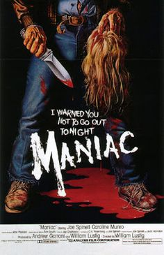 La maison de Gaspard: Maniac (1980) - William Lustig