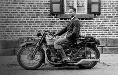 1928 Standard Classic Motorcycle Pictures