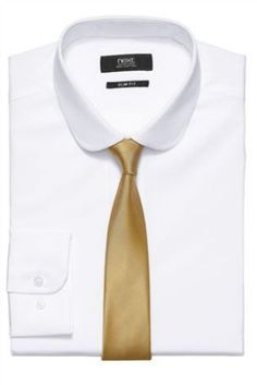 7eb1f0ba0d81f2 Buy Plain White Penny Collared Shirt from the Next UK online shop Next Uk