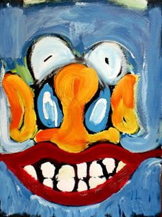 Arte Moderna e Contemporânea: Auto retrato