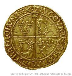 Monnaies royales françaises. Louis XII, droit