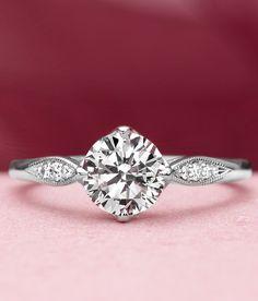 The lovely Jolie Diamond Ring.