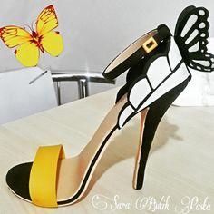 Sophia webster butterfly shoes ❤
