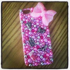 Hey, I found this really awesome Etsy listing at https://www.etsy.com/listing/242805339/bedazzled-iphone-6-case