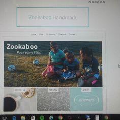 New website design progress! -michele . . . . . #websitedesign #moderndesign #cleandesign #simpledesign #design #designer #momboss #girlboss #shophandmade #shopsmall #usamade #handmadebags #entrepreneur #handmadebiz #makersbiz #handsandhustle #womeninbiz #womeninbusiness #businesswoman #zookaboo