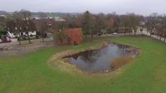 Quadcopter Drone - Panorama Videos aus der Höhe - testen die Drohne Phan...