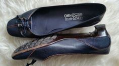 Pumps, Pump Shoes, Flats, Salvatore Ferragamo Shoes, Ebay Clothing, Blue Denim, Oxford Shoes, Dress Shoes, Best Deals