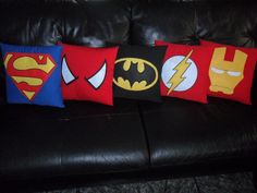 Almofada para lembrancinha Super Men