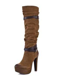 Зимняя обувь женские