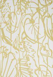 Cream/Gold Kew Jocelyn Warner