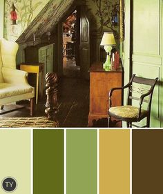 Vintage color! Repost this if you love the vintage look! #vintage #brown #green