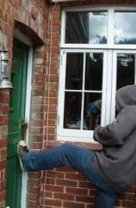 How to burgular proof front door.