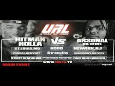URL: HITMAN HOLLA vs ARSONAL... CLASSIC!!!