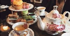 7 high tea places in mtl