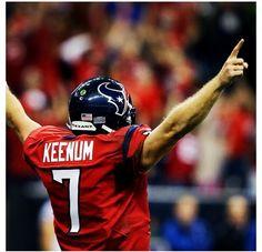 Love Case Keenum!