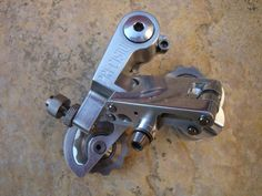Precision ProShift rear derailleur Bicycle Garage, Scooter Girl, Bicycle Components, Old Bikes, Brompton, Cycling Art, Mtb Bike, Bike Parts, Classic Bikes