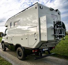 Iveco Daily Exploryx Iveco 4x4, Iveco Daily 4x4, Off Road Camper, Truck Camper, Cool Rvs, Moto Car, Overland Trailer, Vanz, Cargo Van