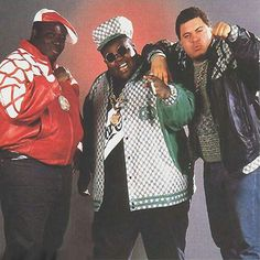 Fat Boys the 1st record that made me fall in love with the hip hop culture...